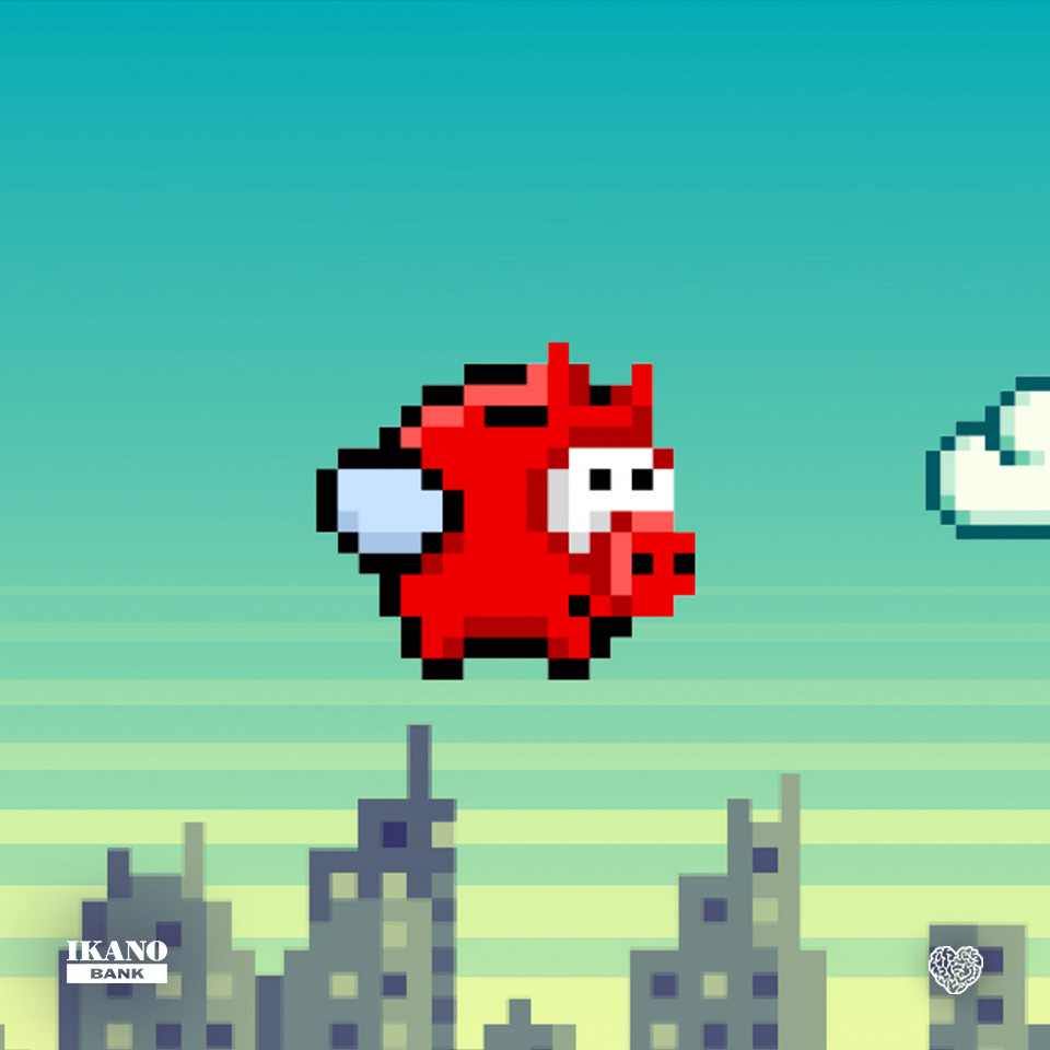 Flappy Saver
